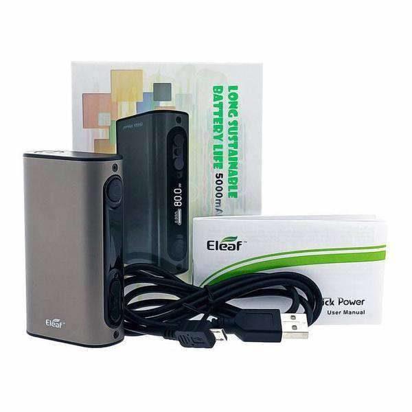 The iPower 80W 5000 mAh Mod By Eleaf