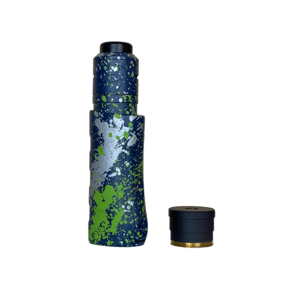 Blue Green Silver Splatter Siege Kit