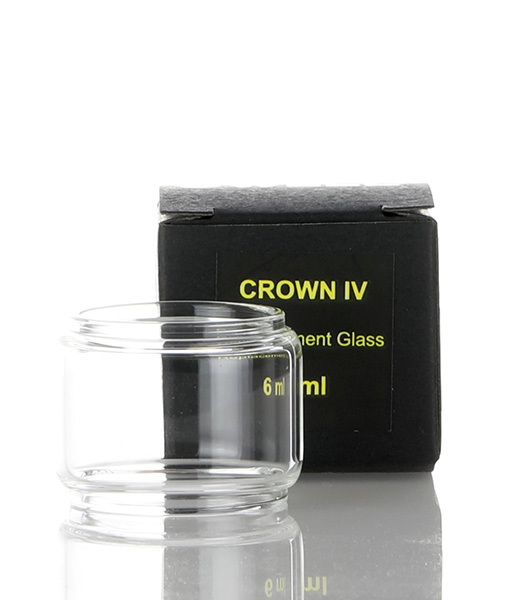 Crown 4 Replacement Glass 6ml