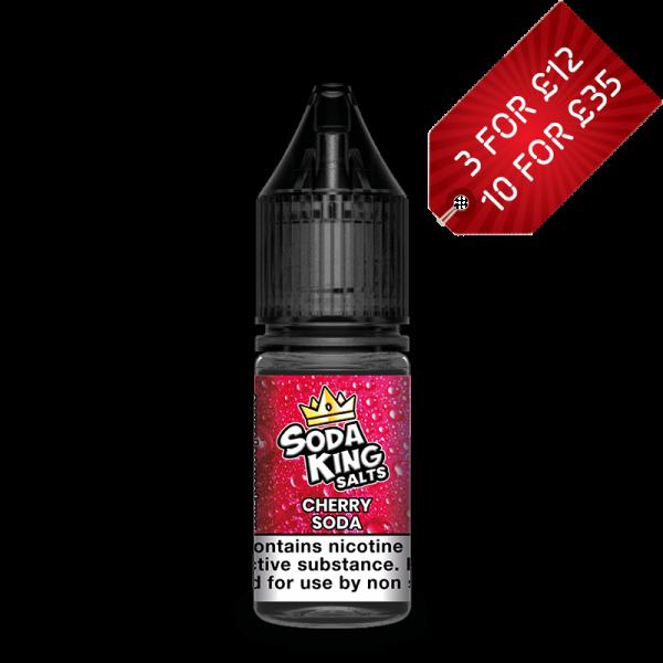 Cherry Soda By SodaKing Salts