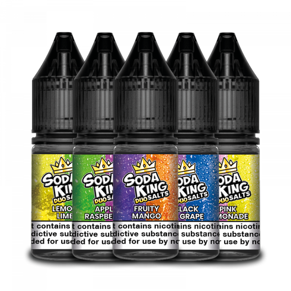 Soda King Nic Salt