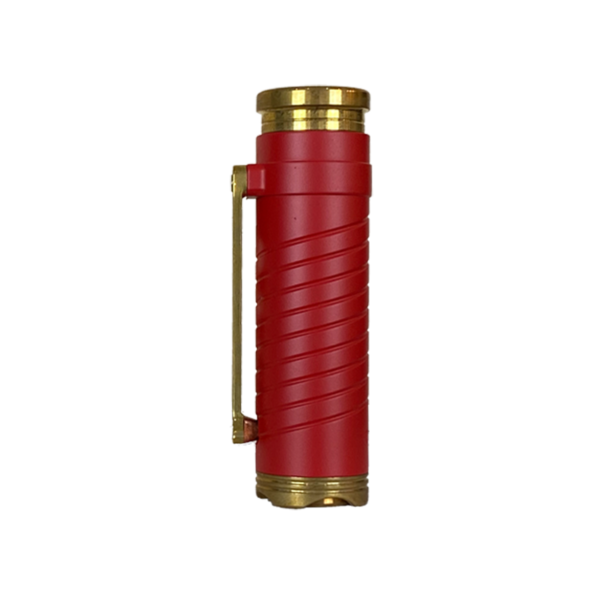 The Grip Red Brass