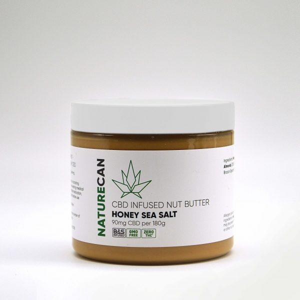 Naturecan CBD Nut Butter